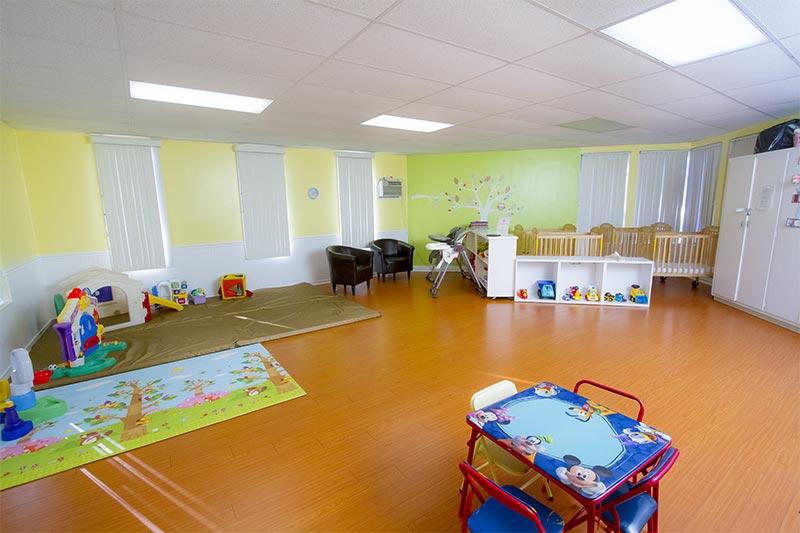 The Beginning Montessori Children's House