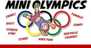 Mini Olympics School Closes at 2:30pm
