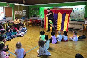 Montessori inspired music for young children