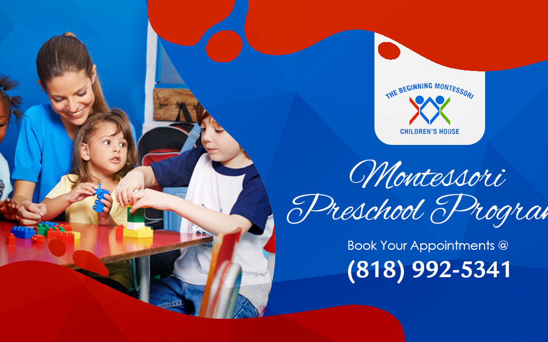 An essential step to Kindergarten – Preschool