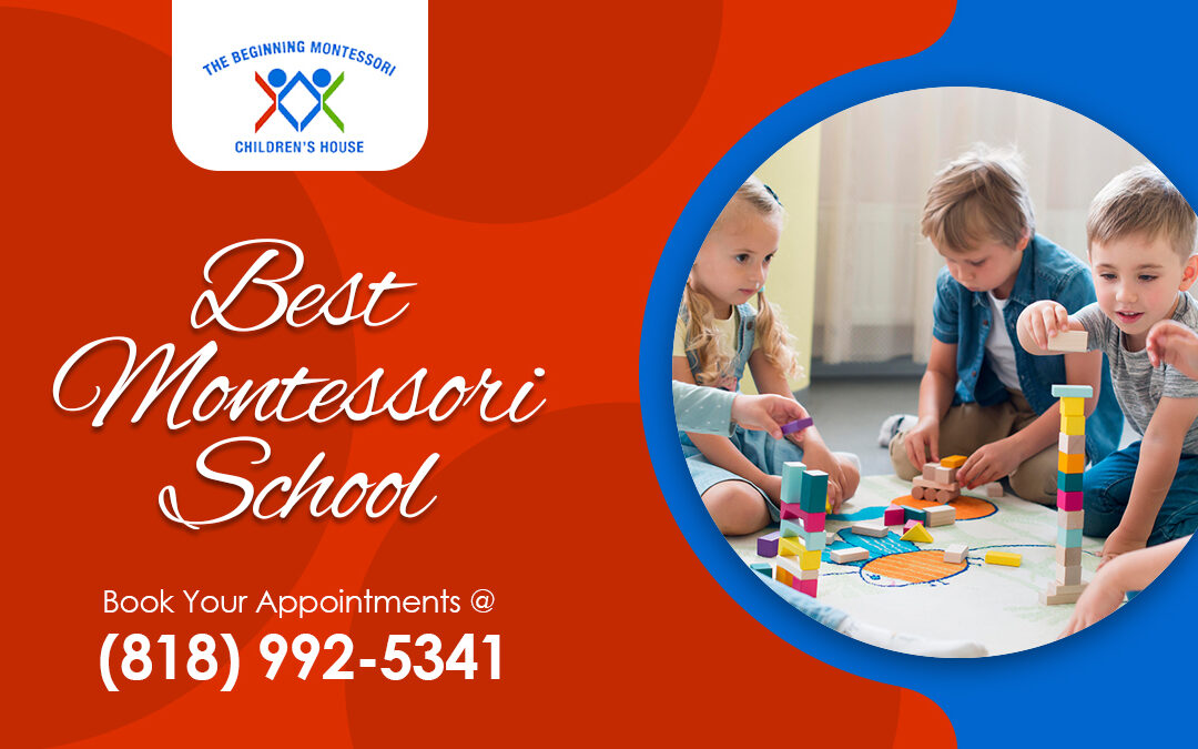 """Montessori Schools – """"5 Facts to know before you enroll your child."""""""