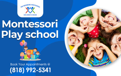 Why put my child in a Montessori play school near me?